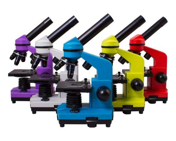 Levenhuk Rainbow 2L - Детски ученически микроскоп 1