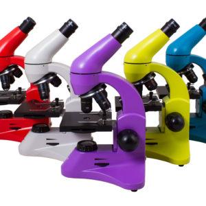 Levenhuk Rainbow 50L PLUS - Микроскоп за ученици и студенти 1