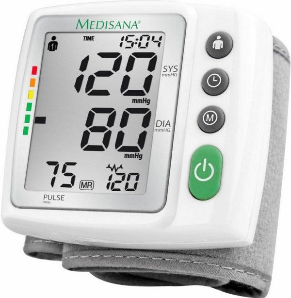 Medisana BW 315 - Апарат за мерене на кръвно налягане 51072 1