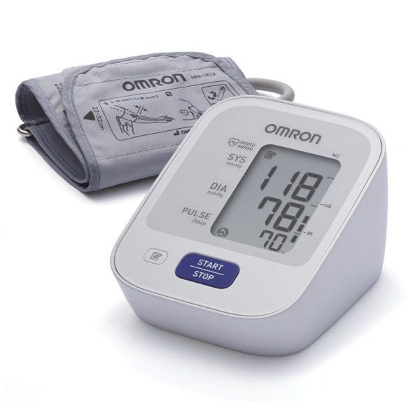 Omron M2 - Апарат за кръвно налягане HEM-7121-E 1