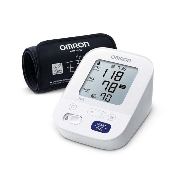 Omron M3 Comfort 2020 - Апарат за измерване на кръвно HEM-7155-E 1